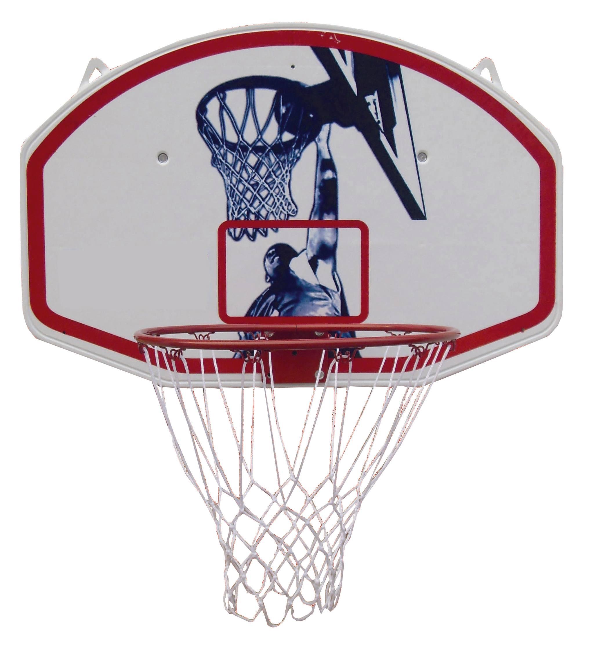 Basketbalová doska SPARTAN 90 x 60 cm