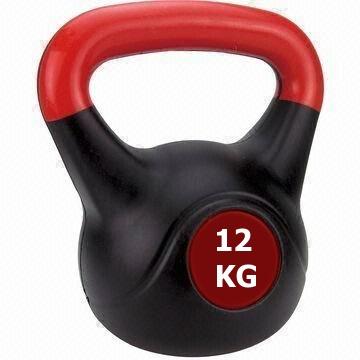 Spartan kettlebell plast 12 kg