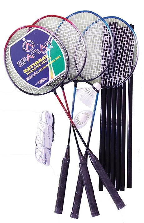 Badminton set SPARTAN Garden
