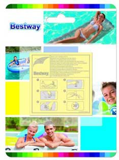 Bestway 62068 Samolepiace Záplaty Špeciál