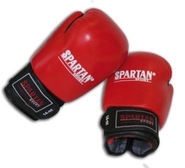 Box rukavice Spartan 14oz - sparingové
