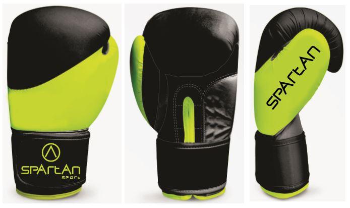 Boxovacie rukavice SPARTAN