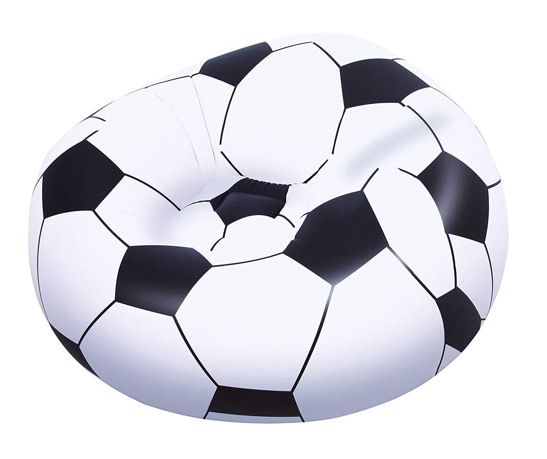 Bestway Nafukovacie kreslo futbal