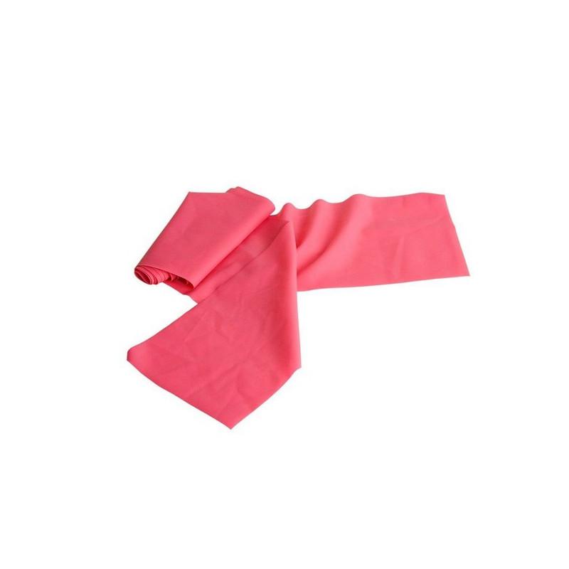 Guma aerobic flexaband - ružový