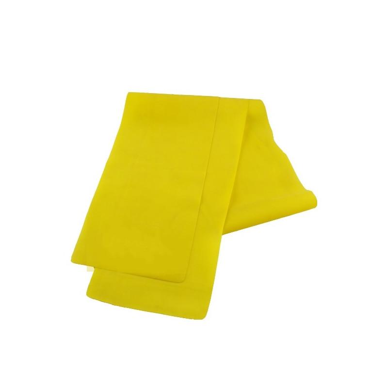 Guma aerobic flexaband - žltý
