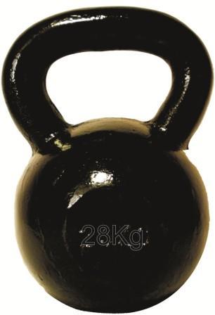 Činka Kettle Bell Spartan 28kg