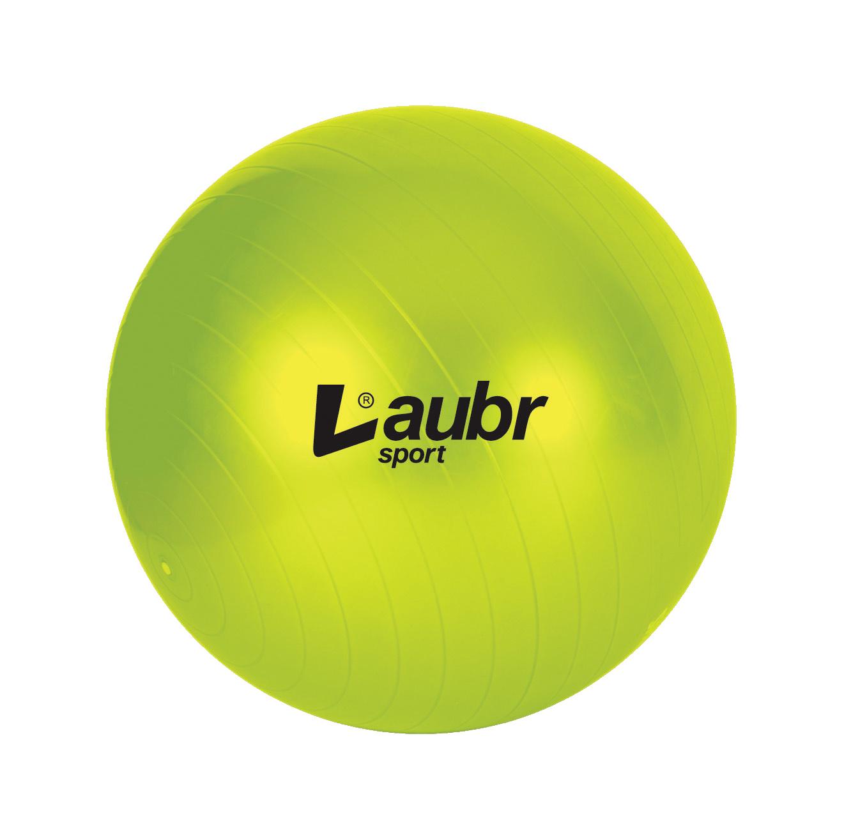 Gymnastická lopta LAUBR 65cm + pumpa