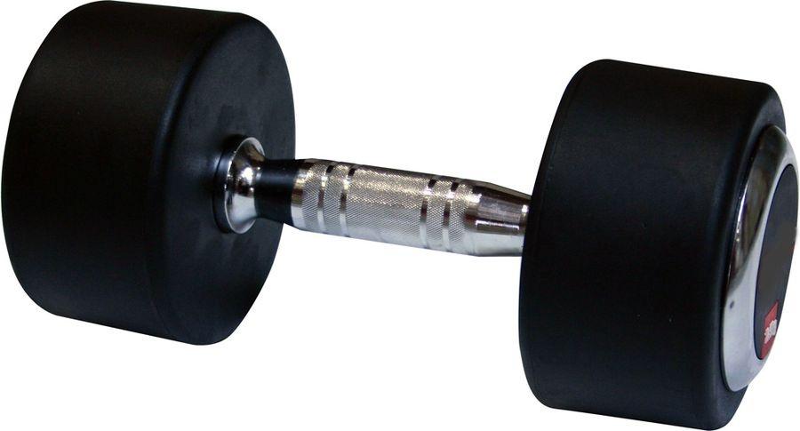 Profi pogumovaná jednoručka Spartan 30 kg