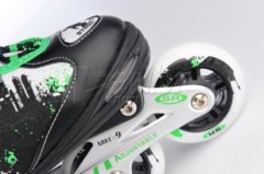 rolki-ls-street-runner-green-adjust-l5-vs