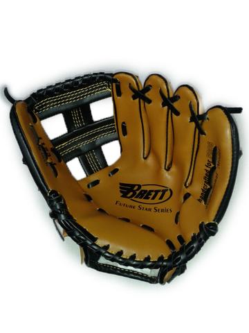 Baseball rukavica BRETT Junior - ľavá